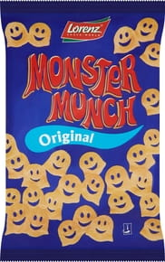 CHRUPKI MONSTER MUNCH 100G LBSNACKS