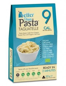 Better Than Foods - Makaron konjac tagiatelle bezglutenowy - 385 g