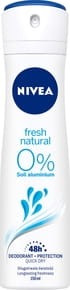 Nivea Fresh Natural Dezodorant w aerozolu - 150 ml