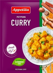 CURRY APPETITA 20G COLIAN