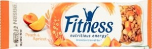 BATON NESTLE FITNESS BRZOSK-MOREL 23,5 G PACIFIC