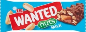 BATON WANTED NUTS MILK 45G ETI